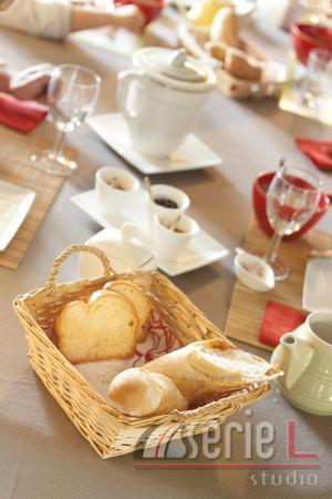 Petit Déjeuner - Ferme des Noues