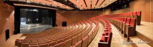 Salle du Théâtre de Thalie à Montaigu